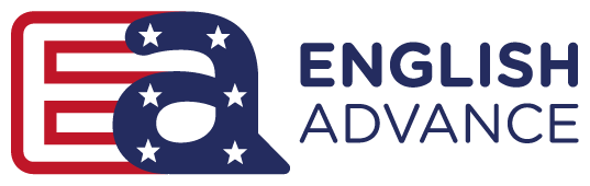 English Advance logo