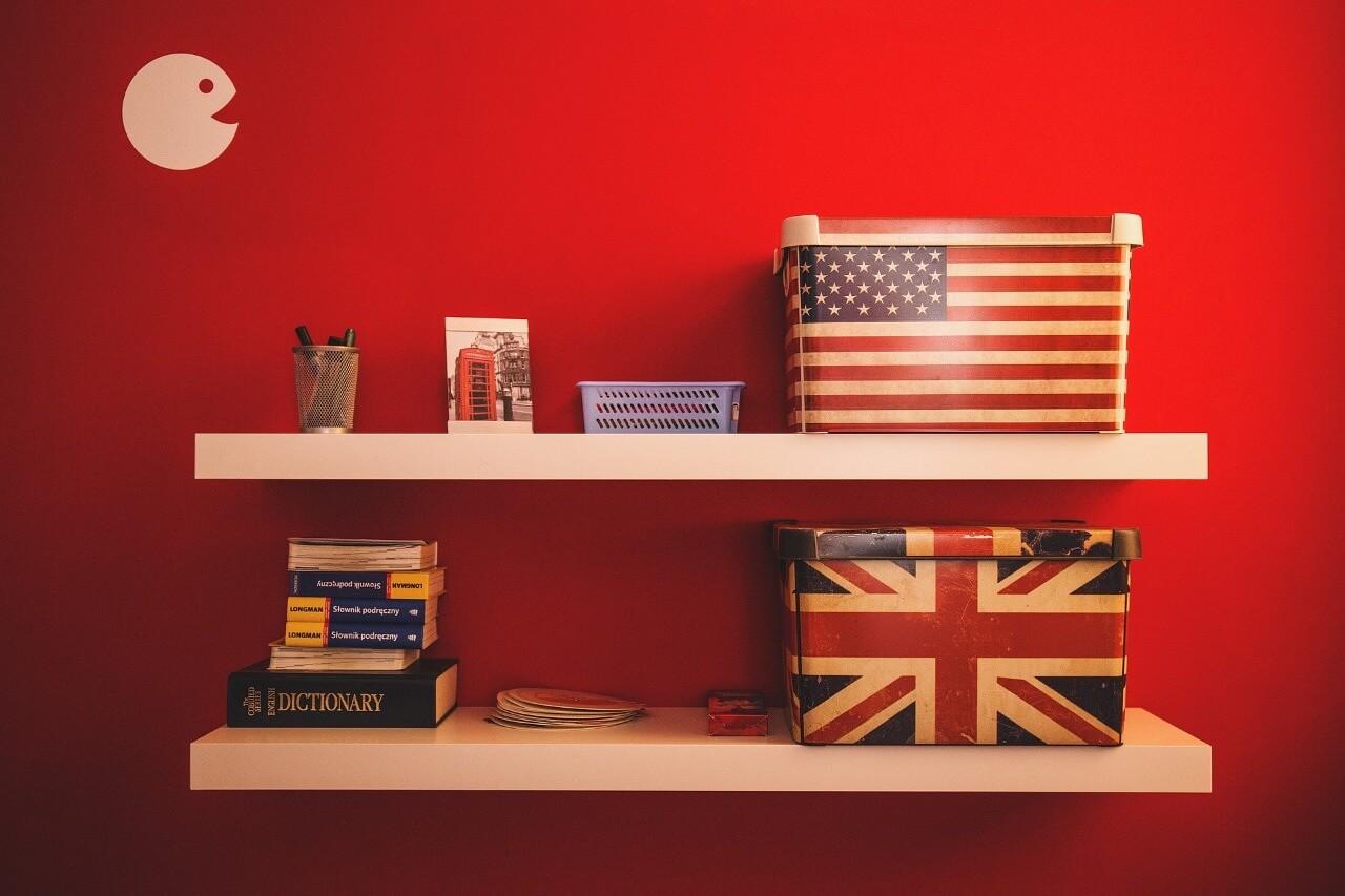 5 Diferencias Entre el Inglés Americano y Británico
